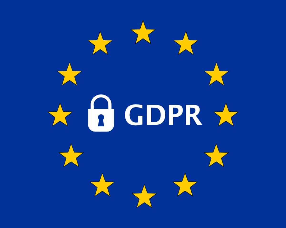 GDPR Logo - Impact on Direct Mail Services